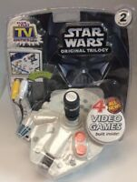 Star Wars Original Trilogy TV Game: 4 All New Video Game - Brand New