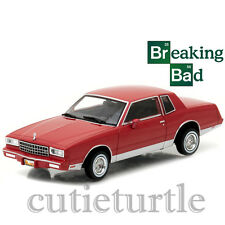 Greenlight Breaking Bad Jesse Pinkman's 1982 Chevy Monte Carlo 1:43 86501 Red