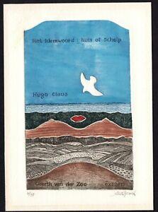 31)Nr.164- EXLIBRIS- Ank Spronk - Auflage: 4/45