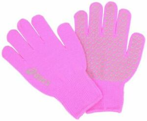 Asics Men's Everyday Liner Glove, Neon Pink, Large/X-Large