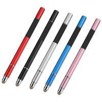 Stylet capacitif de stylo de stylo d'écran tactile 3 in1 pour iPhone iPad