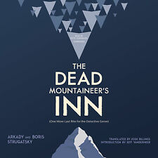 The Dead Mountaineer's Inn: One More Last Rite for the Detective Genre Audio CD