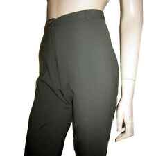 New $150 Dress Pants Sz 6 STRETCH WOOL by OLSEN COLLECTION - Khaki EXEC CHIC