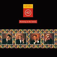 Level 42 Running IN The Family (2012) Neuauflage 9-track CD Album Neu/Verpackt