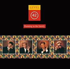LEVEL 42 Running In The Family (2012) reissue 9-track CD album NEW/SEALED