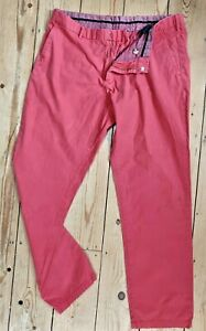 Tommy Hilfiger Vintage faded red Chinos W36 L32