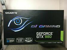 Gigabyte NVIDIA GeForce GTX 980 G1 Gaming 4GB GDDR5x 256bit Graphics Video Card