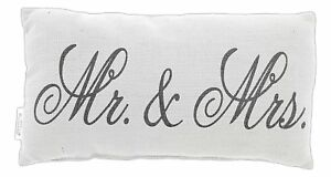 Small Country Mr. & Mrs. Cotton Beautiful And Durable Pillow 1 lbs