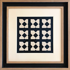 Victor VASARELY / Original drawing signed. Gouache on paper. 1951 / COA