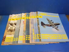 Air International Magazine - 1983 to 1988 Back Issues