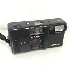 Vintage Olympus AF-1 Film Camera Grey Zuiko 35mm 1:2.8 #922