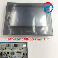 "Kinco  7"" Inch HMI Touch Screen Panel MT4434TE USB Host Ethernet Cable Software"