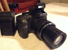 Fujifilm FinePix SL240 14.0MP Upgrade On S4000 Series With Flash Hotshoe Fitting