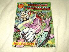 Transformers Comic Issue 152 February 1988