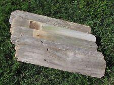"Reclaimed Old Fence Wood Boards W Ears 1 Board 24"" Weathered Barn Wood Planks"