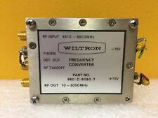 Wiltron 660-C-8090-7 4610 to 6600 MHz 10 to 2000 MHz SMA (F) Frequency Converter