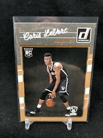 2016-17 Panini Donruss #167 Caris LeVert RC Rookie Card Brooklyn Nets NBA - Q22