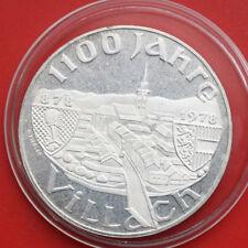 Österreich: 100 Schilling 1978 Silber, PP-Proof, #F1677, KM# 2940