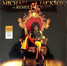 Michael Jackson 2xLP The Remix Suite - USA (M/M - Scellé)