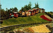 Disneyland Postcard Casey Jr. Train Storybook Land Fantasyland~133577