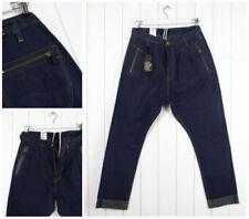 Indigo, Dark wash Work 32L Jeans for Men
