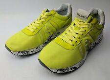 Premiata Mattew 2833 Shoes Size 44 Yellow Neon 483 Original