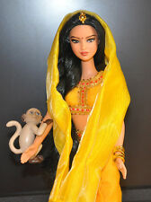 Brand New Barbie Collector Dolls of The World India Barbie/ Excellent condition