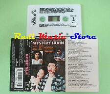 MC MYSTERY TRAIN Ost 1989 ELVIS PRESLEY OTIS REDDING ORBISON no cd lp dvd vhs