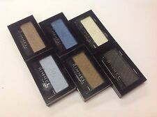 Rimmel glam eyes mono eyeshadow with applicator new 6 great colours