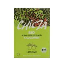 (7,63 EUR/100 g) Chicza Kaugummi Limone bio 30 g