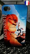 Plastic Shell Rigid Cover Gift IPHONE 4 - The Lion King Disney King