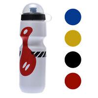 Hot Portátil Outdoor Bike Bicycle Cycling 650ML Sports Drink Jug Water Bottle