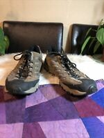 Timberland Mens Hiking Shoes Brown 82101 Leather Lace Up Low Top 11 M