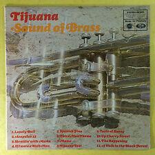 Tijuana Sound Of Brass Le Torero Groupe Musique Pour Pleasure MFP-1202 Ex