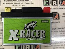 BATTERIA LITIO MOTO SCOOTER UNIBAT X RACER LITHIUM 2 HONDA CBR1000RR 2010