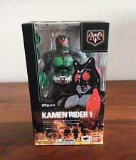 S.H. Figuarts Masked Kamen Rider 1 Bandai Action Figure Tamashii Nations