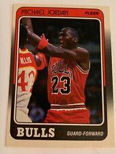 1988 Fleer Michael Jordan excellent condition, ready to grade. GOAT!!!