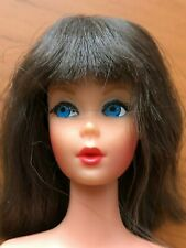 Beautiful Vintage Brunette Dramatic Living Barbie with gorgeous thick hair