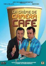 La Crème de Caméra café 2 DVD NEUF SOUS BLISTER