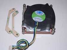 Dynatron K199 Intel LGA 1155 1156 1151 1U Blower Copper Heatsink + brackets