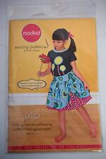 JULIA DRESS SEWING PATTERN, from Modkid Sewing Patterns NEW