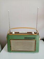 Vintage Poste Radio Transistor Schaub Lorenz