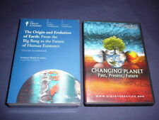 Teaching Co Great Courses DVDs   THE ORIGIN and EVOLUTION of EARTH  new & sealed