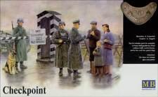 Master Box 1/35 Checkpoint # 3527