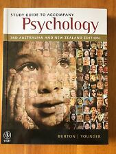 Psychology 3rd Australian and New Zealand Edition Study Guide by Alastair...