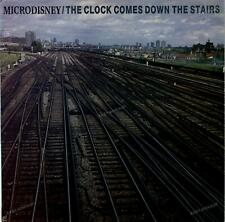 Microdisney - The Clock Comes Down The Stairs UK LP 1985 + Innerbag .