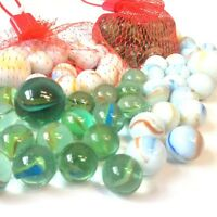 BAG of MARBLES BOYS GIRLS TOY GIFT BIRTHDAY PARTY BAG CHRISTMAS STOCKING FILLERS