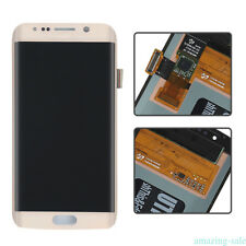 LCD Touch Screen Digitizer For Samsung Galaxy S6 Edge G925 G925F G925A G925 Gold