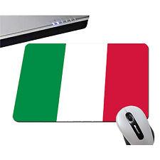 TAPIS DE SOURIS ITALIE DRAPEAU ITALIEN