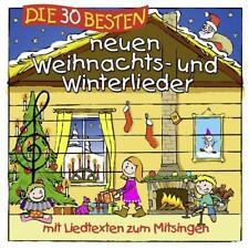 Die 30 Besten Neuen Weihnachts-Und Winterlieder von Karsten Glück, Simone Sommerland & Die Kita-Frösche (2015)
